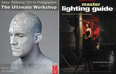 Лучшие книги по Photoshop и искусству фотографии
